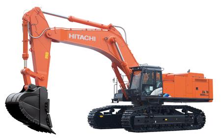 日立 建 機 Hitachi Construction
